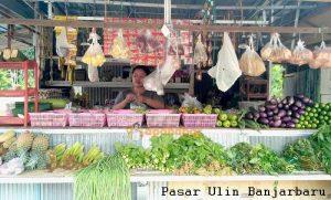 Pasar Ulin Banjarbaru