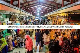 Daftar Pusat Perbelanjaan di Yogyakarta yang Wajib Kalian Kunjungi