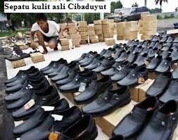 Sepatu Kulit di Cibaduyut